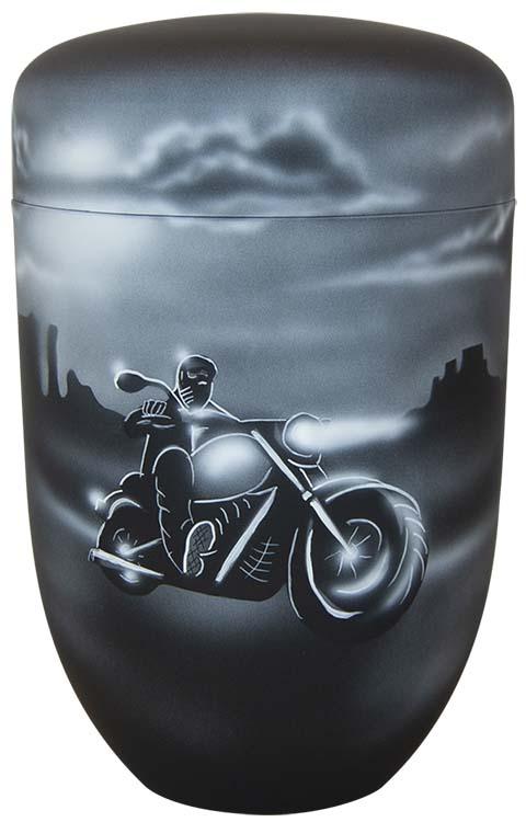 Zwartwitte Schaduw Design Urn Chopper (4 liter)