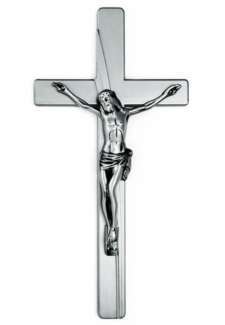 Kamelia design Crucifix
