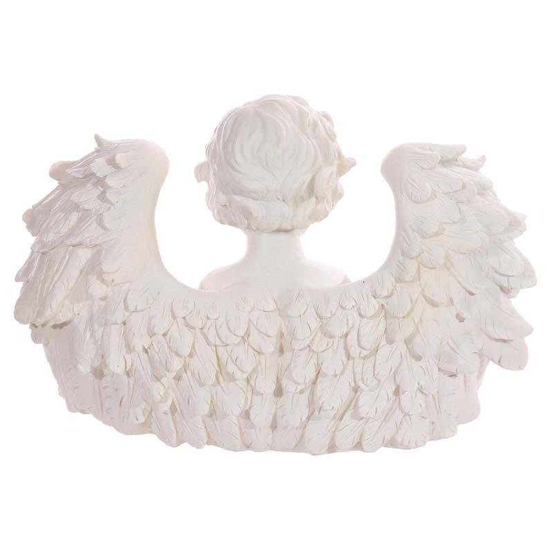 Kaarshouder Dierenurn Biddende Engel (0.15 liter)