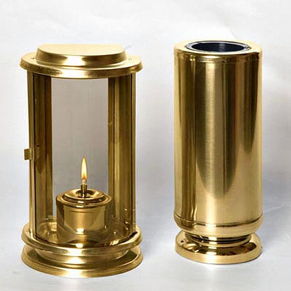 Voordelige RVS Grafset Gold
