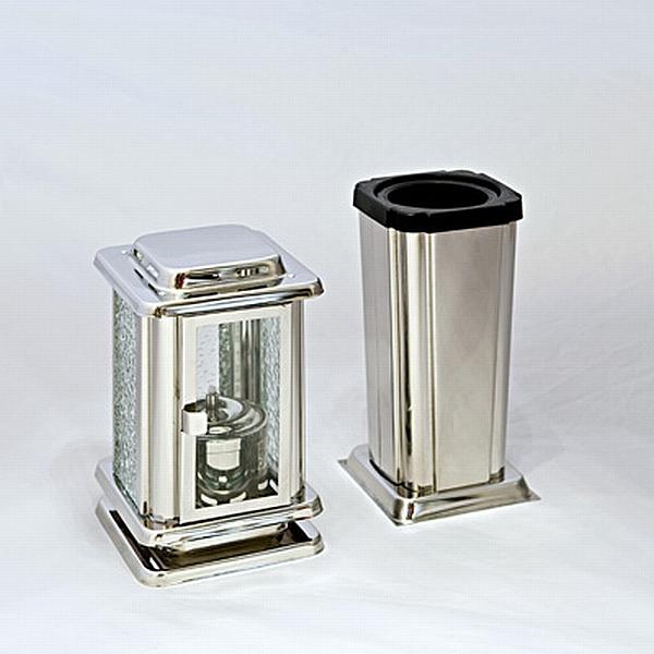Voordelige RVS Grafset - Zilver