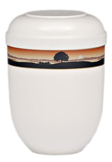 Biologisch Afbreekbare Eco Urn Sunset (4.5 liter)