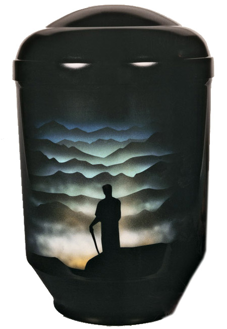 Design Urn Rust en Stilte (4 liter)