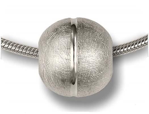 Ashanger Bolvormig IJsmat Zilver