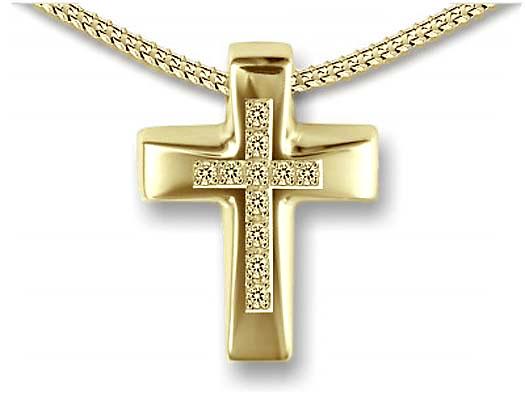 Ashanger Kruis met 11 Briljanten