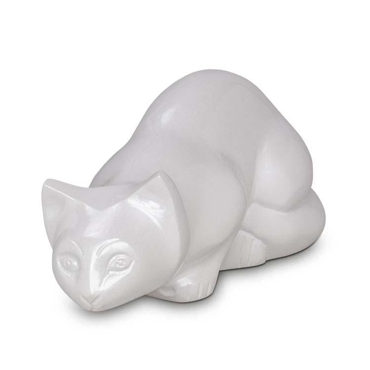 Messing kattenurn Pearl (0.6 liter)