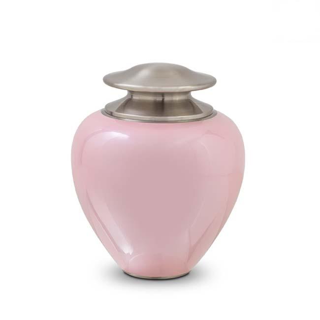Grote Satori Pearl Pink Urn (3.2 liter)