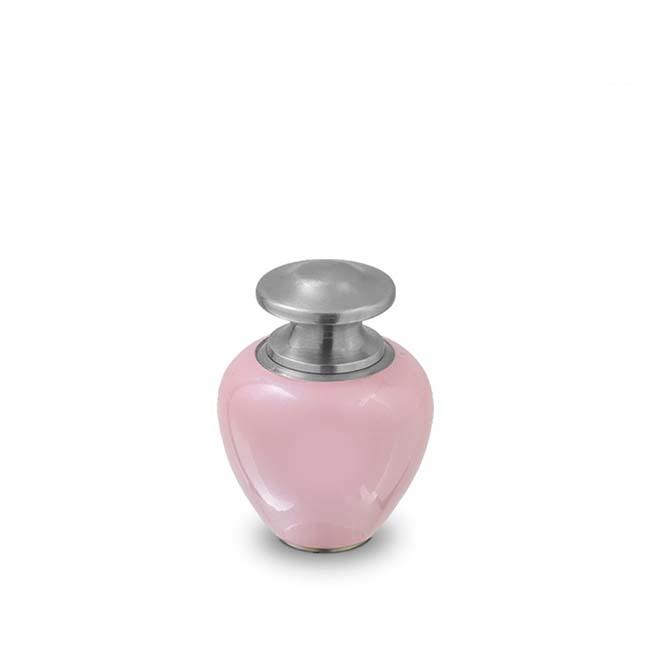 Satori Pearl Pink Mini Urn (0.1 liter)