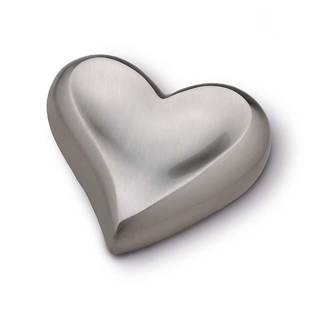 Messing Design Hart Urn Double Silver (0.11 liter)