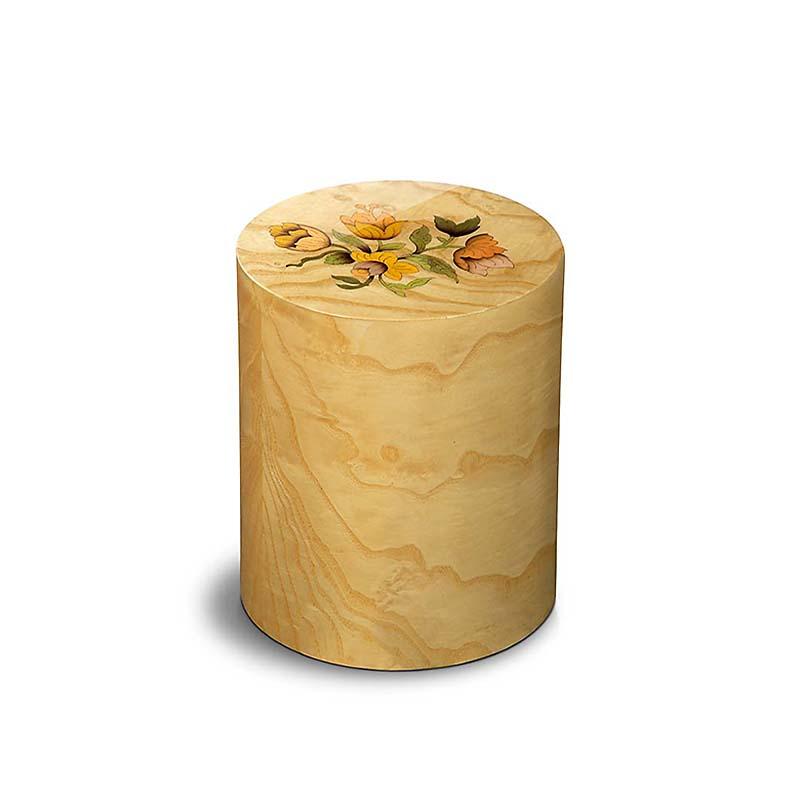 Cilinder Urn Columbarium Pisa Mazzo dei Fiori (5 liter)