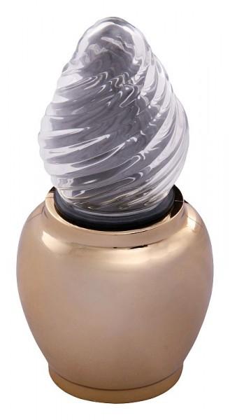 Zware Gouden Messing Graflamp