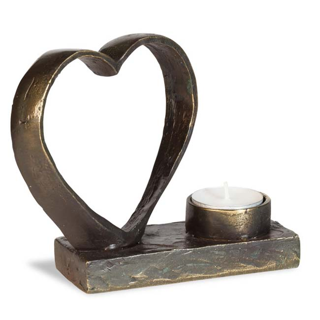Mini Asbeeldje In Eeuwige Liefde Verbonden (0.05 liter)