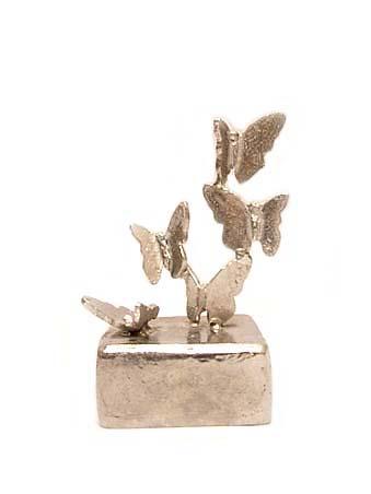 Mini Asbeeldje Fladderende Vlinders (0.05 liter)