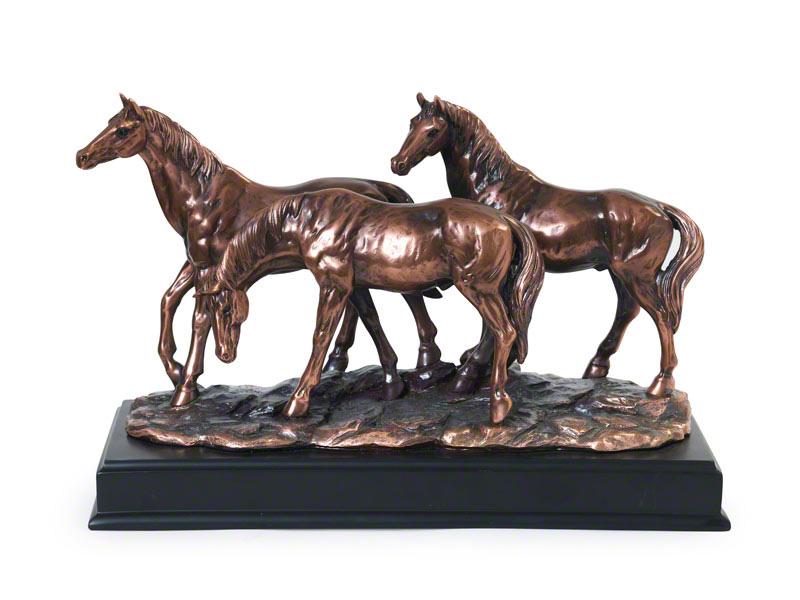 Paarden Urn of Asbeeld (0.05 liter)
