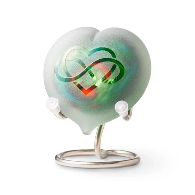 Multicolour Knuffelkei Hart Urn Love Forever (0.02 liter)