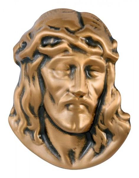 Zwaar Messing Hoofd van Jezus