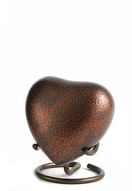 Glenwood Vintage Copper Hart Urn (0.11 liter)