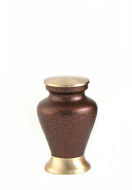 Glenwood Vintage Copper Mini Dierenurn (0.08 liter)