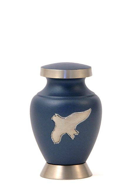 Aria Ascending Doves Mini Urn (0.08 liter)