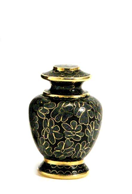 Essence Slate Cloisonne Mini Urn (0.08 liter)