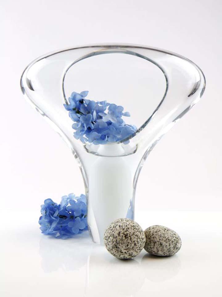Kristalglazen 3D Celestial Urn (0.25 liter)