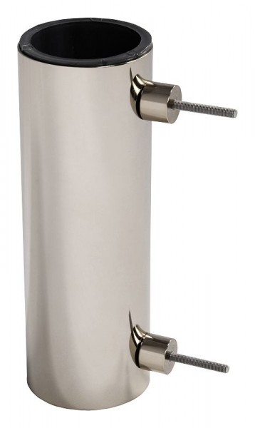 Hangende Zilveren RVS Grafvaas