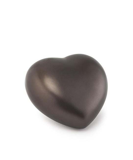 Kleine Dieren Hart Urn Chocolade (0.5 liter)