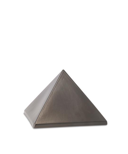 Kleine Dieren Piramide Urn Chocolade (0.5 liter)