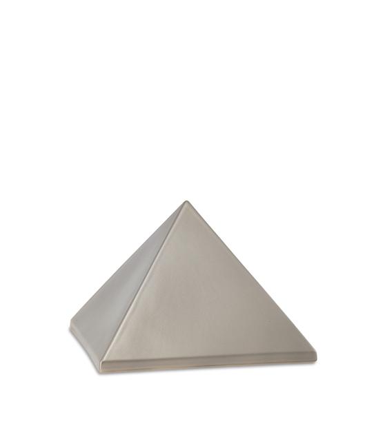 Kleine Piramide Urn Fumé (0.5 liter)