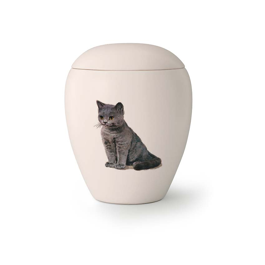 Mini Katten Urn Simba (0.15 liter)