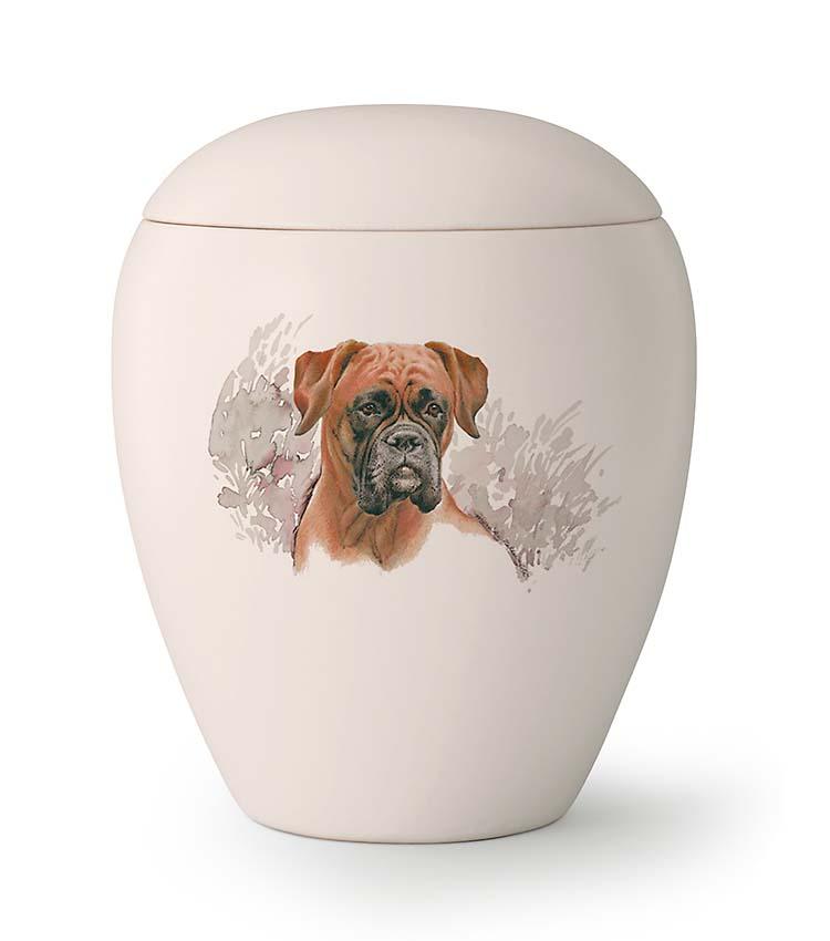 Middelgrote Honden Urn Boxer (1.5 liter)