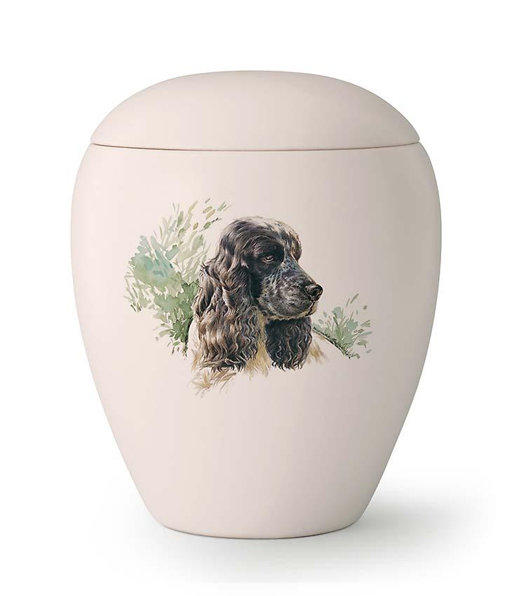 Middelgrote Honden Urn Cocker Spaniel (1.5 liter)