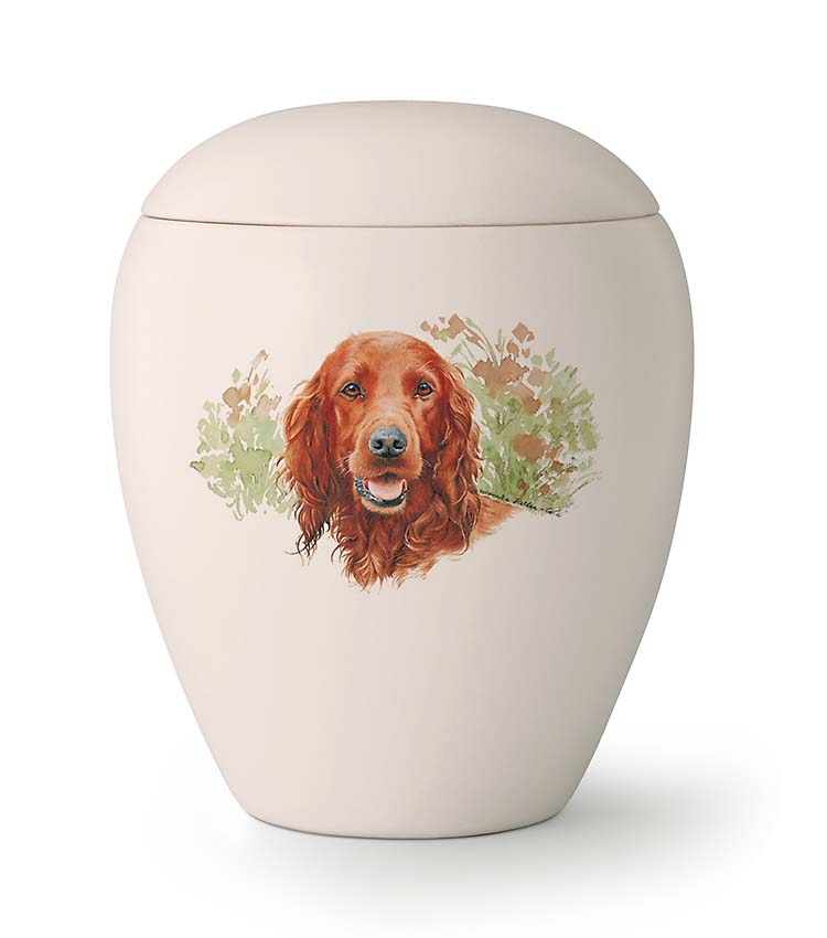Middelgrote Honden Urn Setter (1.5 liter)