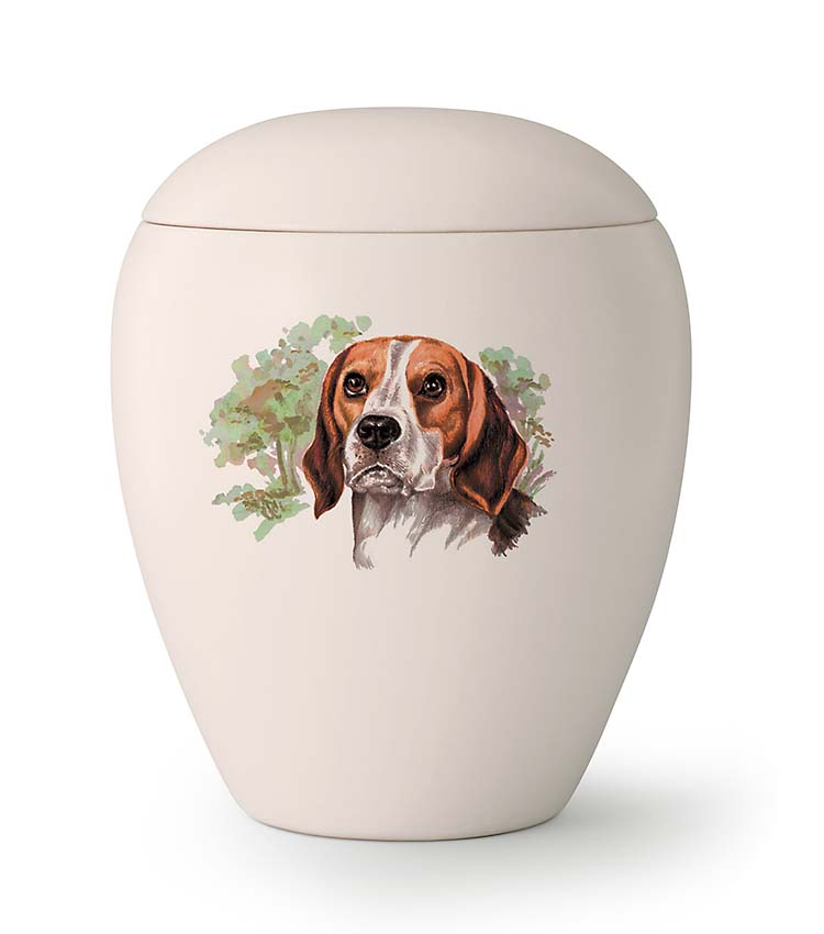 Middelgrote Honden Urn Beagle (1.5 liter)