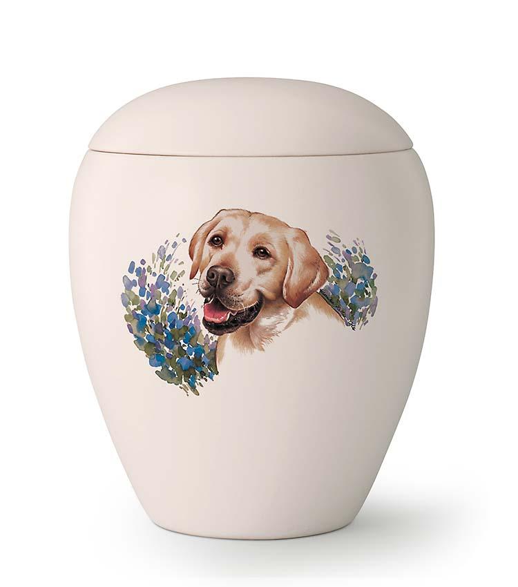 Middelgrote Honden Urn Labrador (1.5 liter)