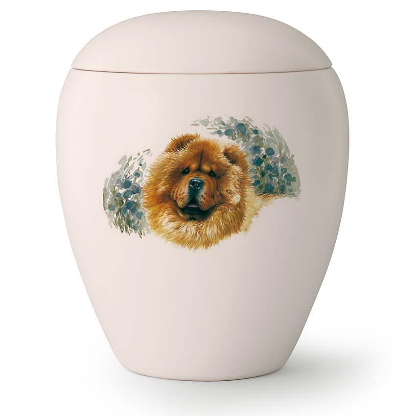 Grote Honden Urn Chowchow (2.8 liter)