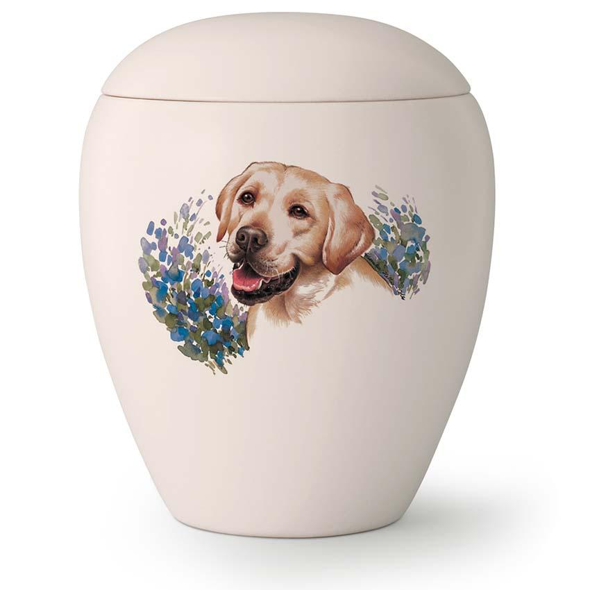Grote Honden Urn Labrador (2.8 liter)