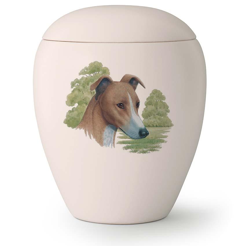 Grote Honden Urn Greyhound (2.8 liter)