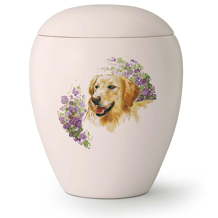Grote Honden Urn Golden Retriever (2.8 liter)