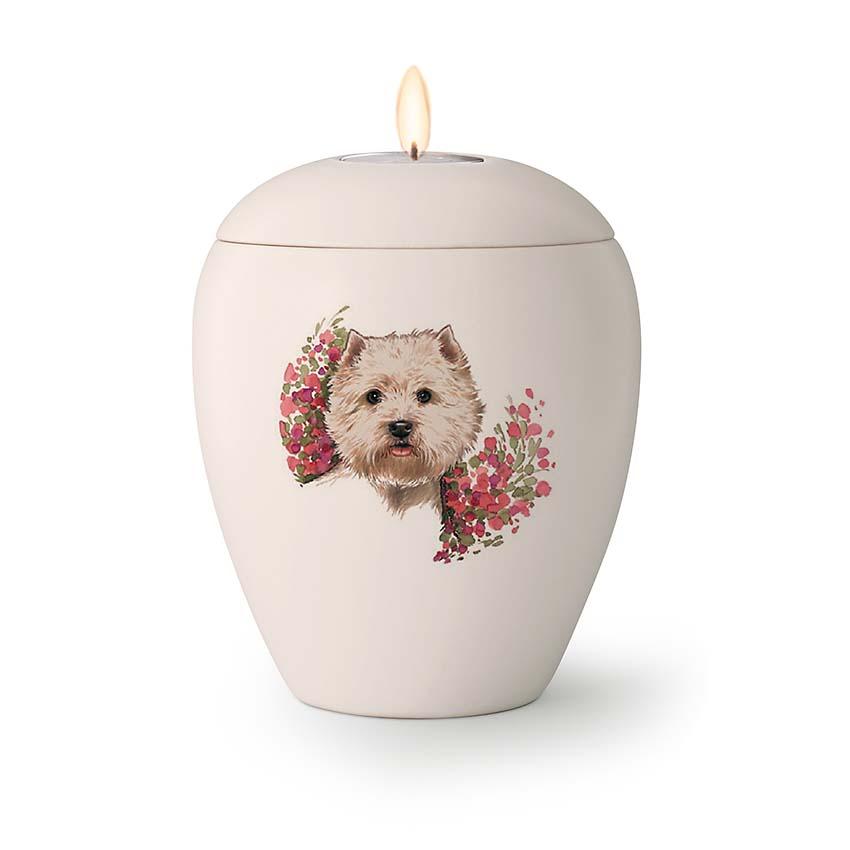 Kleine Honden Urn Terrier (0.5 liter)