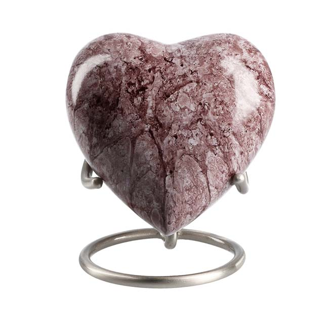 Elegance Hart Dierenurn Paradiso Granit Look  (0.1 liter)