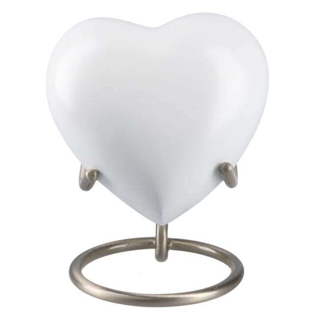 Elegance Hart Urn Matwit Marble Look (0.1 liter)