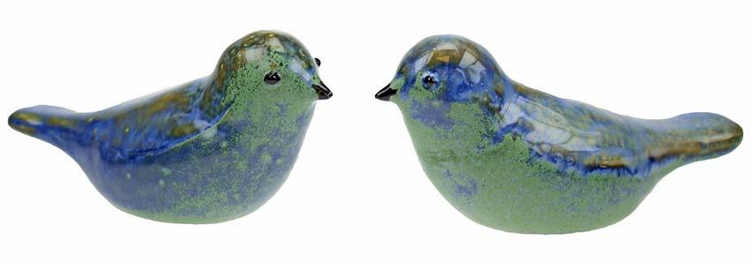 Vogel Urntje Esmee, Blauwgroen (0.06 liter)