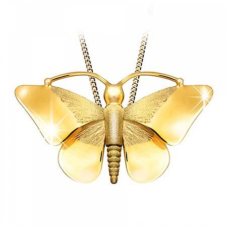 Ashanger Vlinder Goud