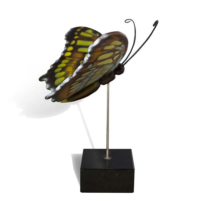 Grote Houten Asvlinder Malachiet (0.003 liter)