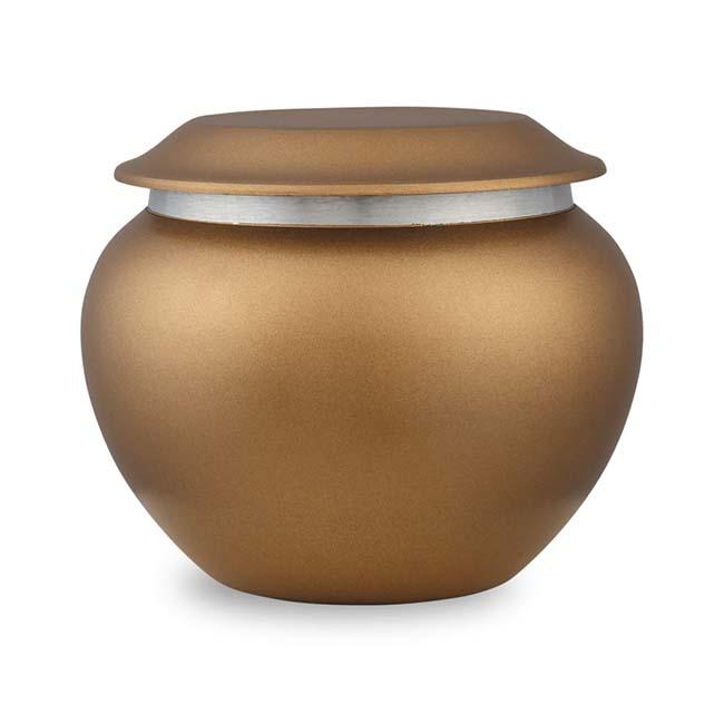 Mediumgrote Pakoda Dierenurn Chestnut (1.2 liter)