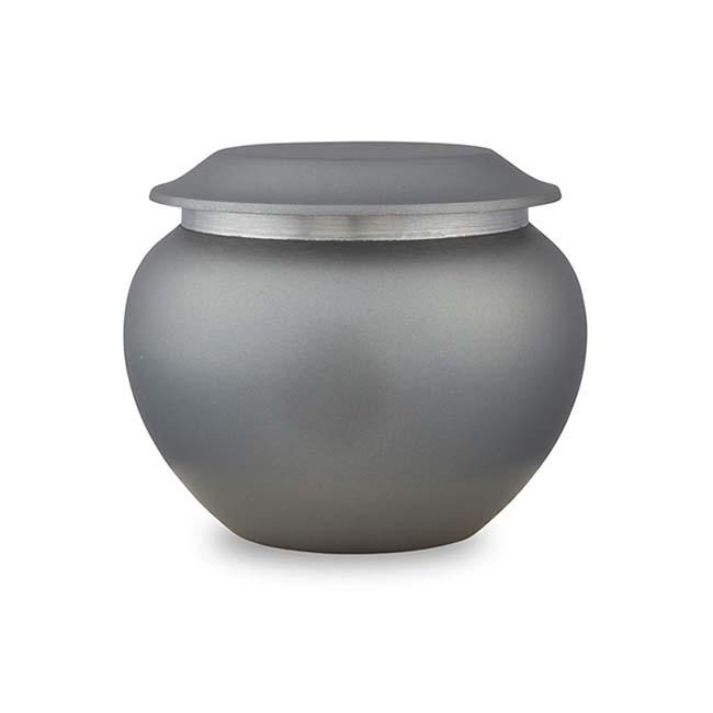 Kleine Pakoda Dierenurn Grey (0.5 liter)