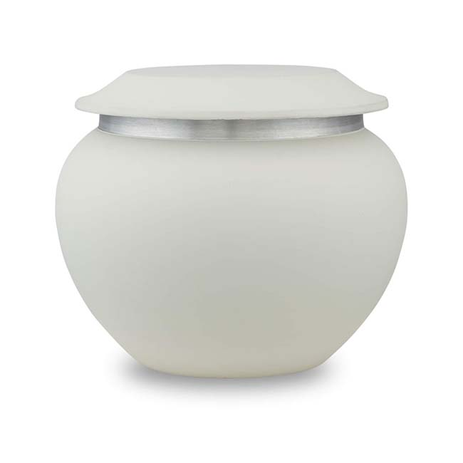 Mediumgrote Pakoda Dierenurn Cream (1.2 liter)
