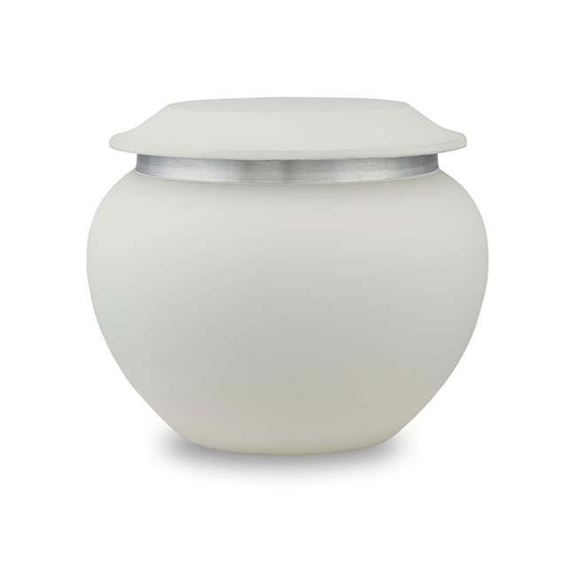 Medium Pakoda Dierenurn Cream (0.9 liter)