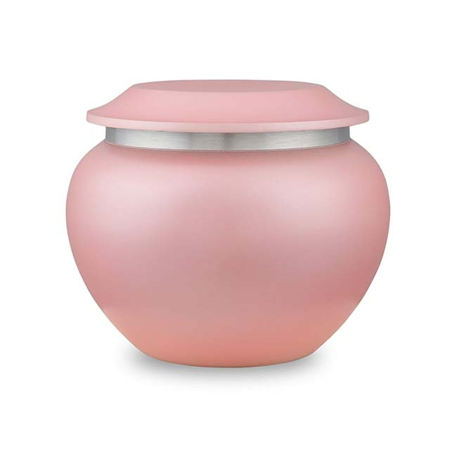 Medium Pakoda Dierenurn Pink (0.9 liter)